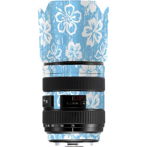 LensSkins Lens Skin for the Series 1 Canon 24-70mm f/2.8L Lens (Island Photographer)
