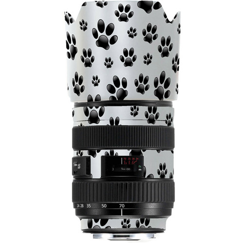 LensSkins Lens Skin for the Series 1 Canon 24-70mm f/2.8L Lens (Pet Photographer)