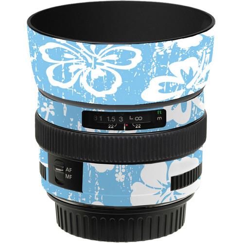 LensSkins Lens Skin for the Canon 50mm f/1.4 USM Lens (Island Photographer)