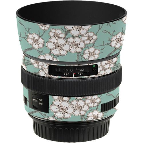 LensSkins Lens Skin for the Canon 50mm f/1.4 USM Lens (Zen)