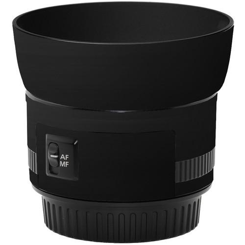 LensSkins Lens Skin for the Canon 50mm f/1.8 II Lens (Flat Black)