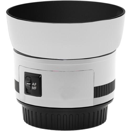 LensSkins Lens Skin for the Canon 50mm f/1.8 II Lens (Flat White)