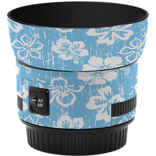 LensSkins Lens Skin for the Canon 50mm f/1.8 II Lens (Island Photographer)