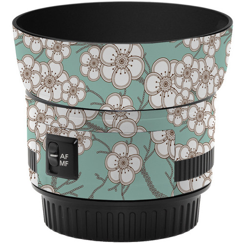 LensSkins Lens Skin for the Canon 50mm f/1.8 II Lens (Zen)