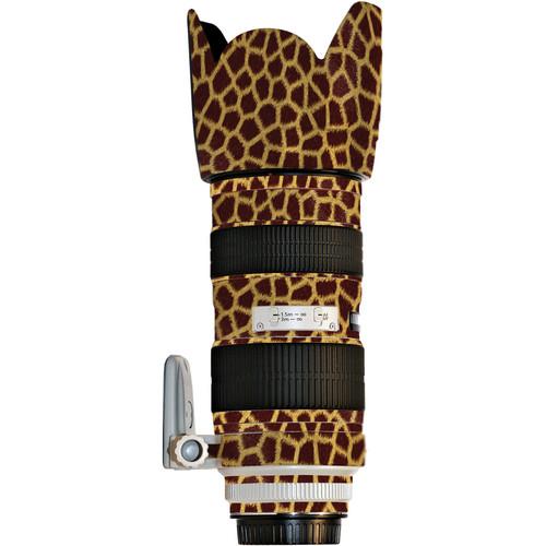 LensSkins Lens Skin for the Canon 70-200mm f/2.8L IS EF USM Lens (Giraffe)