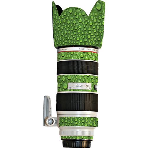 LensSkins Lens Skin for the Canon 70-200mm f/2.8L IS EF USM Lens (Green Water)