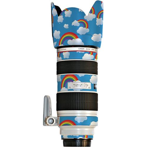 LensSkins Lens Skin for the Canon 70-200mm f/2.8L IS EF USM Lens (Kids Photographer)