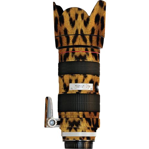 LensSkins Lens Wrap for Canon 70-200mm f/2.8L IS (Leopard)