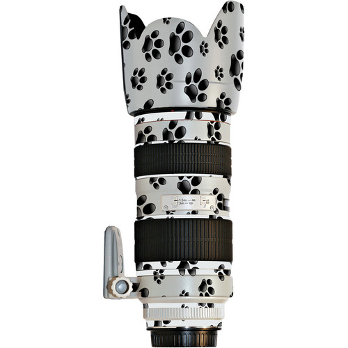 LensSkins Lens Skin for the Canon 70-200mm f/2.8L IS EF USM Lens (Pet Photographer)