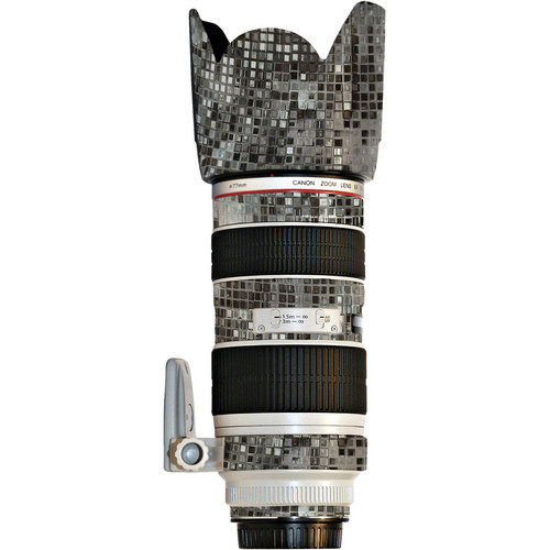 LensSkins Lens Skin for the Canon 70-200mm f/2.8L IS EF USM Lens (Shutter Diva)