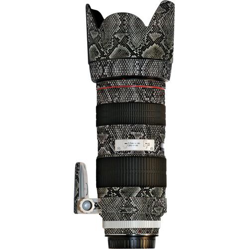 LensSkins Lens Wrap for Canon 70-200mm f/2.8L IS (Snake Skin)