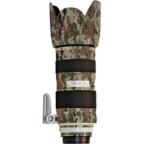 LensSkins Lens Skin for the Canon 70-200mm f/2.8L IS EF USM II Lens (Camo)