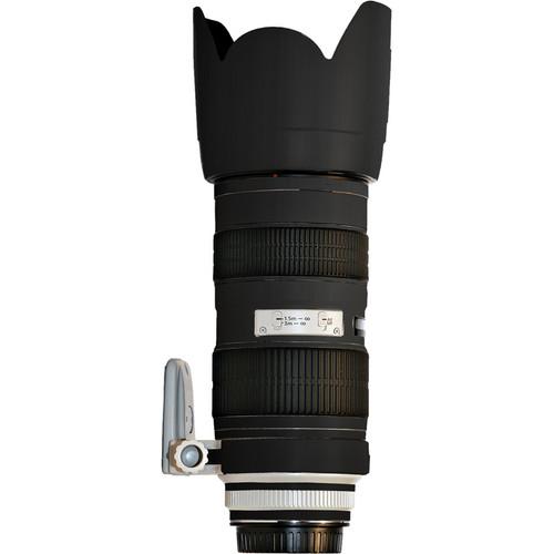 LensSkins Lens Skin for the Canon 70-200mm f/2.8L IS EF USM II Lens (Flat Black)