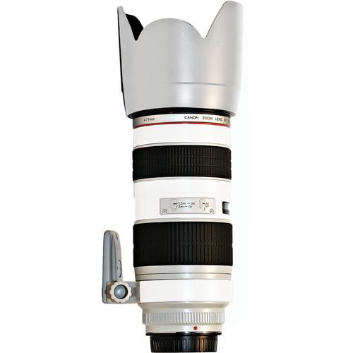 LensSkins Lens Skin for the Canon 70-200mm f/2.8L IS EF USM II Lens (Flat White)