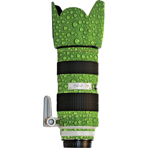 LensSkins Lens Skin for the Canon 70-200mm f/2.8L IS EF USM II Lens (Green Water)