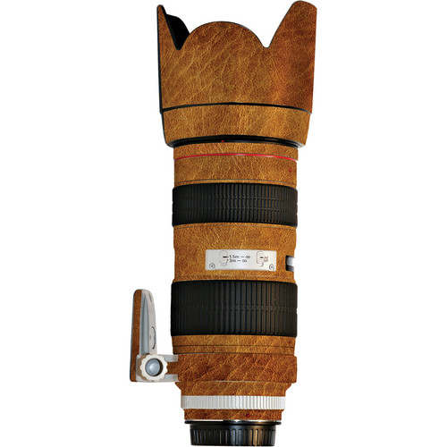 LensSkins Lens Wrap for Canon 70-200mm f/2.8L II (Leathered)