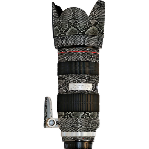 LensSkins Lens Wrap for Canon 70-200mm f/2.8L II (Snake Skin)