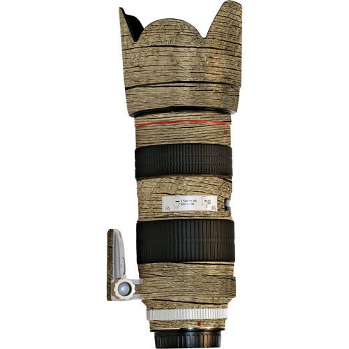LensSkins Lens Wrap for Canon 70-200mm f/2.8L II (Woodie)