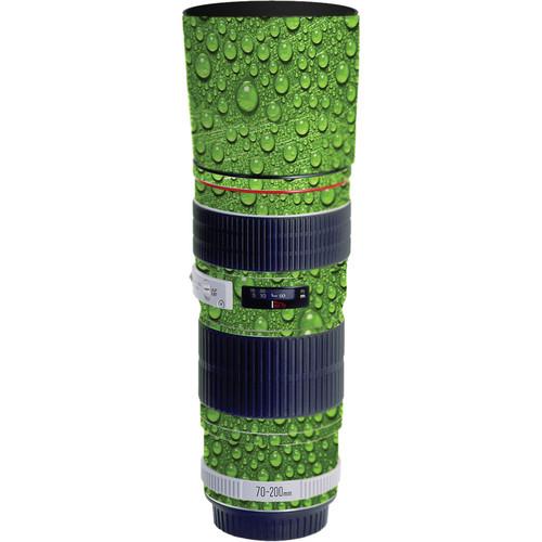 LensSkins Lens Skin for the Canon 70-200mm f/4 Non IS Lens (Green Water)