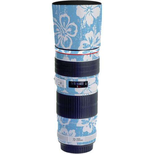 LensSkins Lens Skin for the Canon 70-200mm f/4 Non IS Lens (Island Photographer)