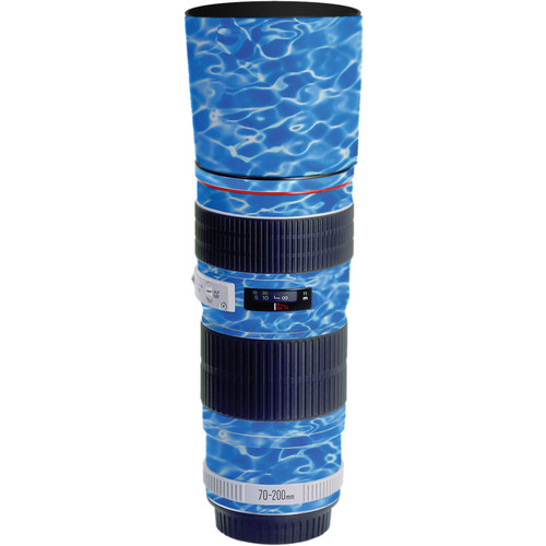 LensSkins Lens Skin for the Canon 70-200mm f/4 Non IS Lens (Underwater)