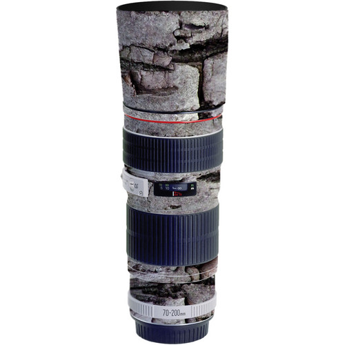 LensSkins Lens Skin for the Canon 70-200mm f/4 Non IS Lens (Winter Woodland)