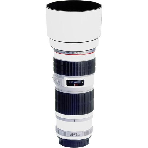 LensSkins Lens Skin for the Canon 70-200 f/4L EF USM Lens (Flat White)