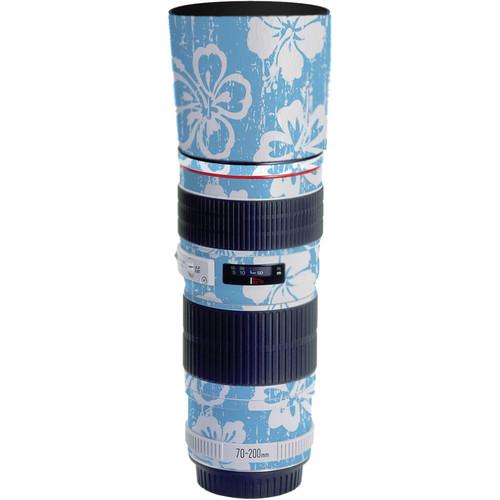 LensSkins Lens Skin for the Canon 70-200 f/4L EF USM Lens (Island Photographer)