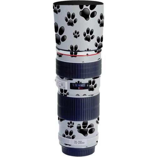 LensSkins Lens Skin for the Canon 70-200mm f/4L EF USM Lens (Pet Photographer)