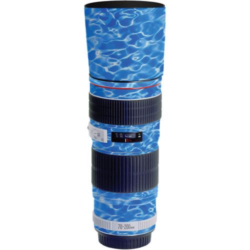 LensSkins Lens Skin for the Canon 70-200 f/4L EF USM Lens (Underwater)