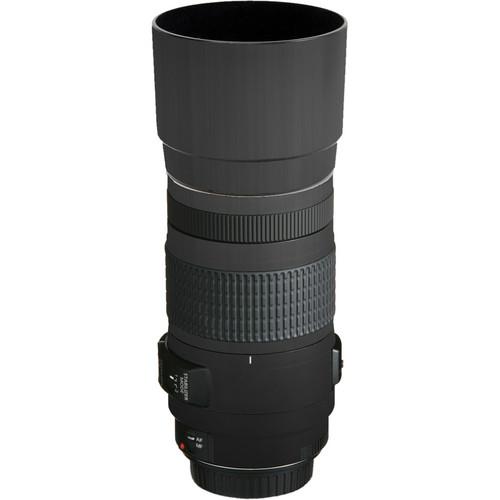 LensSkins Lens Skin for the Canon EF 70-300mm f/4-5.6 IS USM Lens (Flat Black)