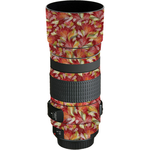 LensSkins Lens Skin for the Canon EF 70-300mm f/4-5.6 IS USM Lens (French Feather)