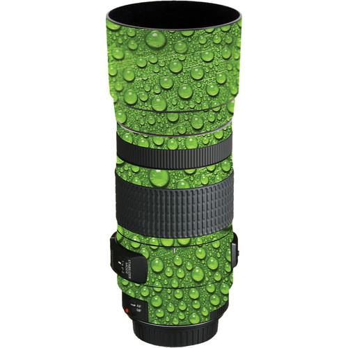 LensSkins Lens Skin for the Canon EF 70-300mm f/4-5.6 IS USM Lens (Green Water)