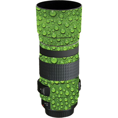 LensSkins Lens Skin for the Canon EF 70-300mm f/4-5.6 IS USM Lens (Green Water)