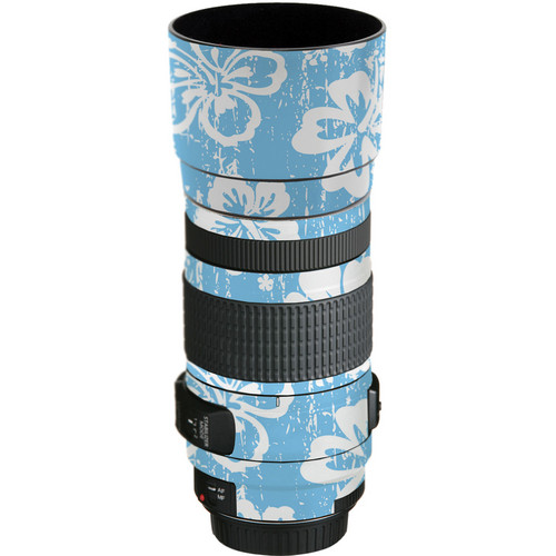 LensSkins Lens Skin for the Canon EF 70-300mm f/4-5.6 IS USM Lens (Island Photographer)