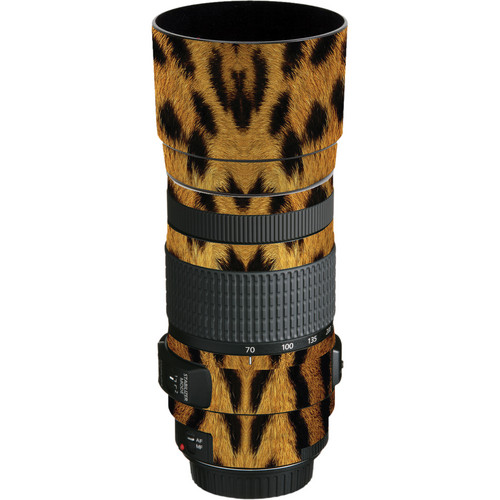 LensSkins Lens Wrap for Canon 70-300mm f/4-5.6 (Leopard)