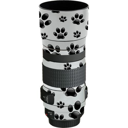 LensSkins Lens Skin for the Canon EF 70-300mm f/4-5.6 IS USM Lens (Pet Photographer)