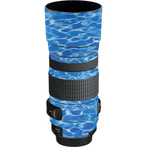 LensSkins Lens Skin for the Canon EF 70-300mm f/4-5.6 IS USM Lens (Underwater)