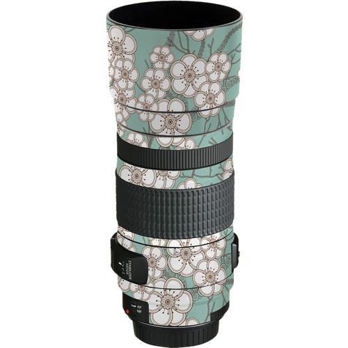 LensSkins Lens Skin for the Canon EF 70-300mm f/4-5.6 IS USM Lens (Zen)
