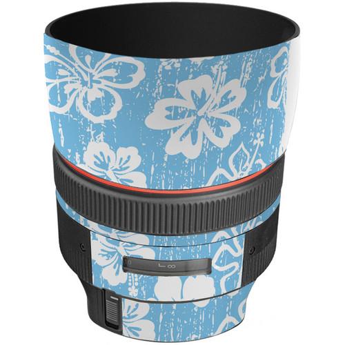 LensSkins Lens Skin for the Canon 85mm f/1.2L II EF USM Lens (Island Photographer)
