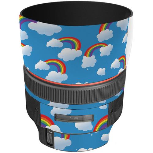 LensSkins Lens Skin for the Canon 85mm f/1.2L II EF USM Lens (Kids Photographer)
