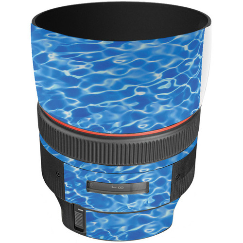 LensSkins Lens Skin for the Canon 85mm f/1.2L II EF USM Lens (Underwater)