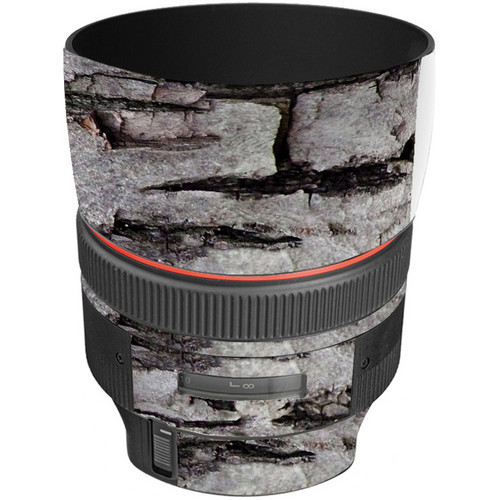 LensSkins Lens Skin for the Canon 85mm f/1.2L II EF USM Lens (Winter Woodland)