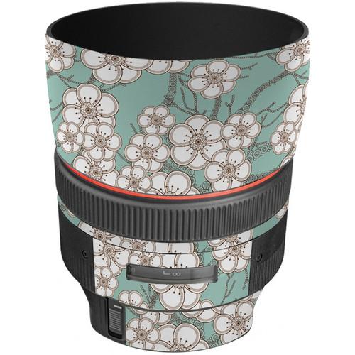LensSkins Lens Skin for the Canon 85mm f/1.2L II EF USM Lens (Zen)