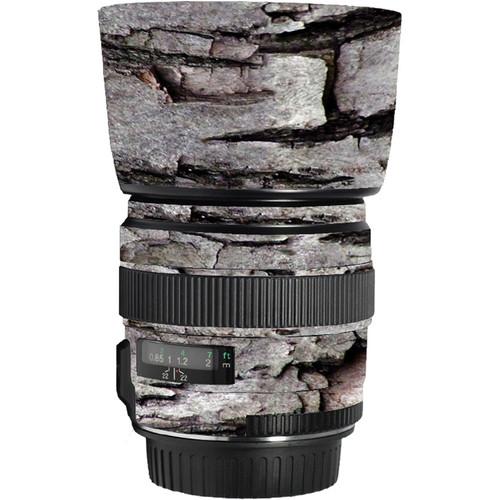 LensSkins Lens Skin for the Canon 85mm f/1.8 EF USM Lens (Winter Woodland)
