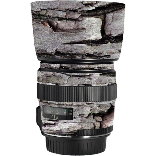 LensSkins Lens Skin for the Canon 85mm f/1.8 EF USM Lens (Winter Woodland)