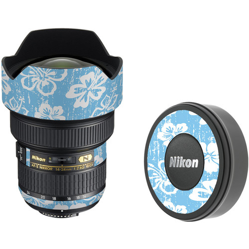 LensSkins Lens Skin for the Nikon 14-24mm f/2.8G AF-S ED Lens (Island Photographer)