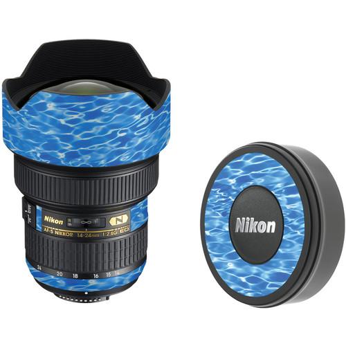 LensSkins Lens Skin for the Nikon 14-24mm f/2.8G AF-S ED Lens (Underwater)