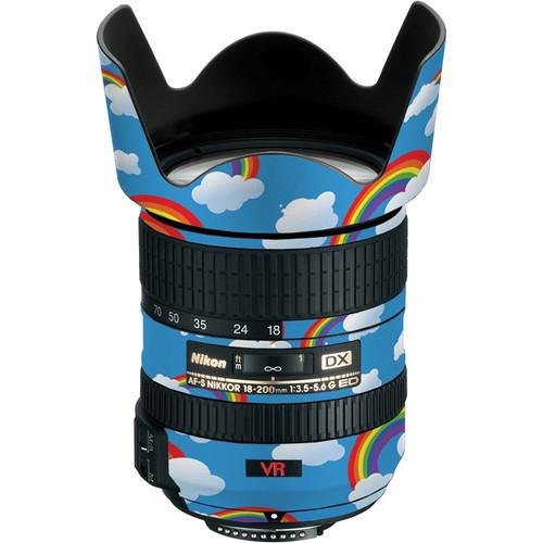LensSkins Lens Skin for the Nikon 18-200mm f/3.5-5.6G AF-S IF-ED DX VR Lens (Kids Photographer)