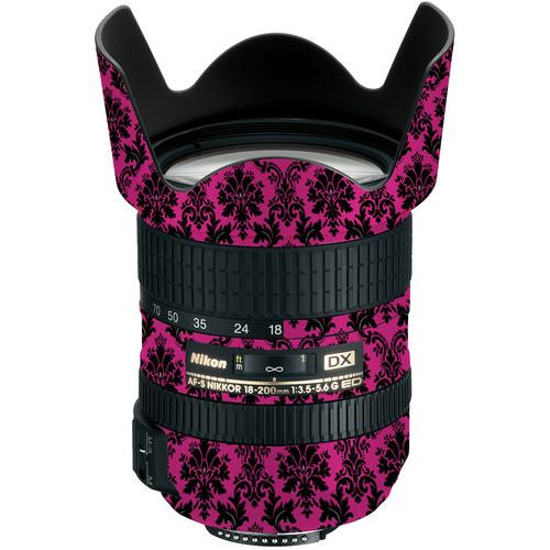 LensSkins Lens Wrap for Nikon 18-200mm f/3.5-5.6G (Special 2)